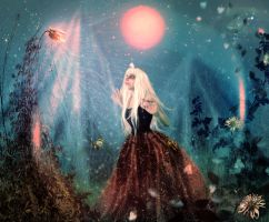 Queen of The Night by Frama