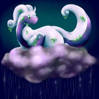 Pokeddexy Day 3: Goodra by Dragonqueen101