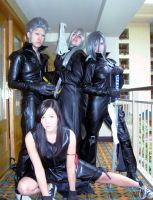 Final Fantasy VII Advent by PMconfection