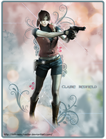Claire Redfield by Lilith-Winchester