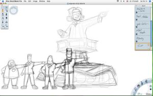 Objection WIP 1 by RoxyMcSocks
