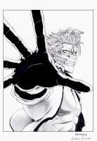 Bleach - Grimmjow by LadyGrell93