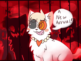 *A new arrival!* by cookiiecats