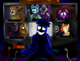 FNAFVIP- Thank you by SternGuardHarper