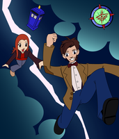 Who's the Doctor by Dragon-FangX