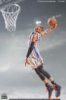 Russell Westbrook by lisong24kobe