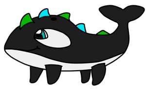 Whalter the Stegowhale by ashran1