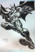 Batman by FreddieEWilliamsii