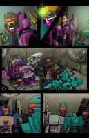 Transformers Seeds of deception Ratbat - page 07 by CaroRichard