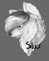 Attemped painting by SilverFeather101