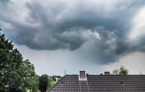 Thunderstorm approaching by DeejayMD