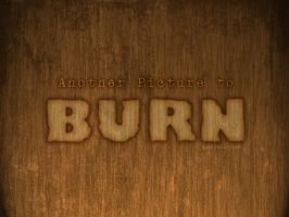 BURN by Textuts