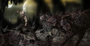 Riddick Rule The Dark by lifeformgraphics