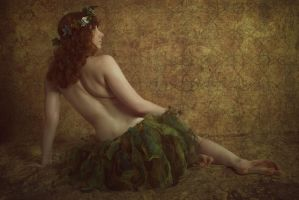 Celtic Nymph by Suitcasefotografie