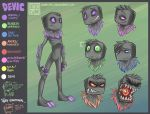 Devic Ref by ZombiDJ