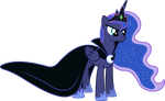 Princess Luna's Dress (NLR Version) by 90Sigma