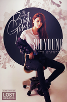 Sooyoung - Bad Girl 0.2 [iPhone Wallpaper 2/7] by Cre4t1v31