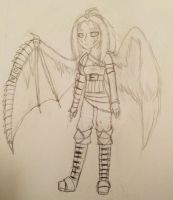 Vaun's Daughter: Yuina (WIP) by Eleven1ND160