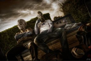 The Undead Unsober by OfFiCiAlCrItIcAlMaSs