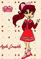 Meet: Apple Crumble by MaddieHatter3337