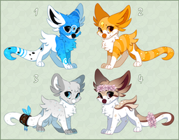 Katakit Batch :: Set Price [1/4 OPEN] by Kamirah