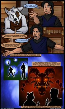 The Realm of Kaerwyn Issue 11 Page 10 by JakkalWolf