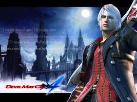 DMC4: Nero Wallpaper by RockInFighteR