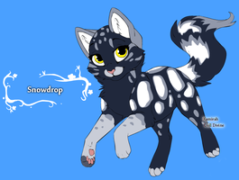 Snowdrop by Wanderisawesome