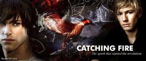 Catching Fire by Leesa-M