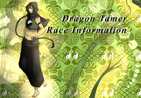 Dragon Tamer: Closed Species Info by xYorutenshi