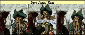 Davy Jones' Head by Swashbookler