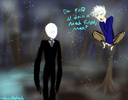 Slender and the OTHER Jack by HezuNeutral