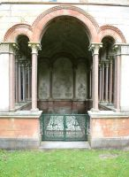 Stock - Brookwood Cemetery 48 by GothicBohemianStock