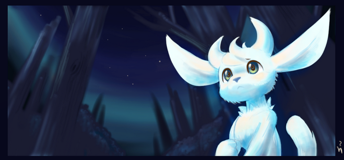 Blind Forest? by ohgoshdarnthesecond
