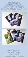 Artbooks 2012 by patriciaLyfoung