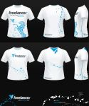 Freelancer T-shirt by Telpo