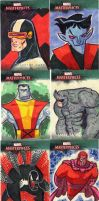 Marvel Masterpieces 2 by JeffVictor