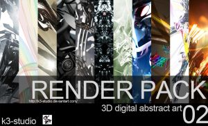 Render pack - 02 by k3-studio