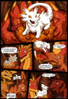 Magma and Lava pg15 by clacier