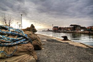 Fisherman's Rest by 3-Rebis-3