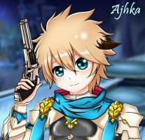 [Elsword] Deadly Shota by Ajhka