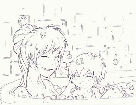 Bath Time by ItsBsnssTime
