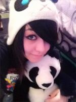 ..Panda love.. by ShewhoReaps