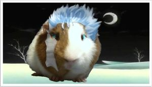 The Cosplay Pig - Grimmjow (Bleach) by zest1513