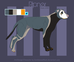 Ripner Reference by ZombiezEatFlesh