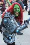 Hateshatter set Orc by VStewart