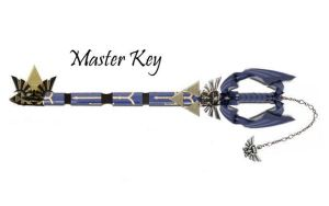 Master Key by OnyxChaos
