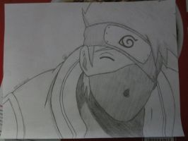 Kakashi Hatake 6 by carebear19364