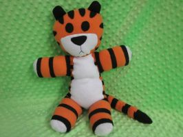 Hobbes the Tiger ^^ by kaistermaister