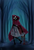 Little Red Riding Hood by Anariel27